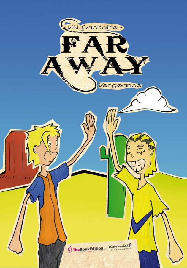 Illustration Couverture Far-Away
