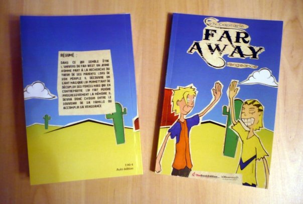 Photo du livre Far-Away