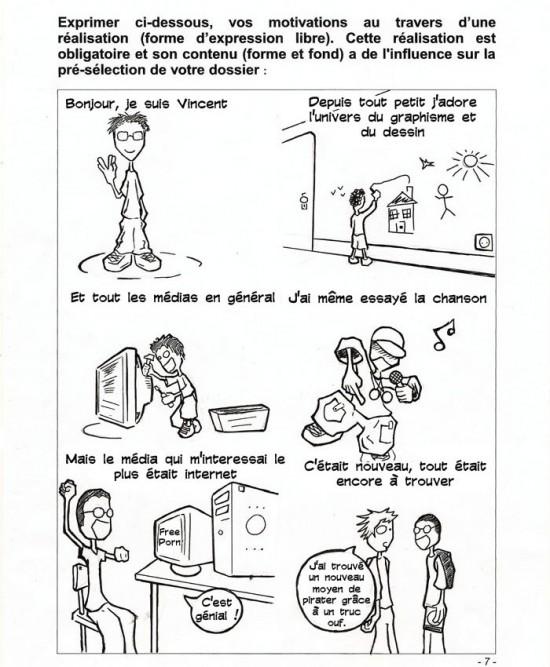 Strip Ete2009 Page1