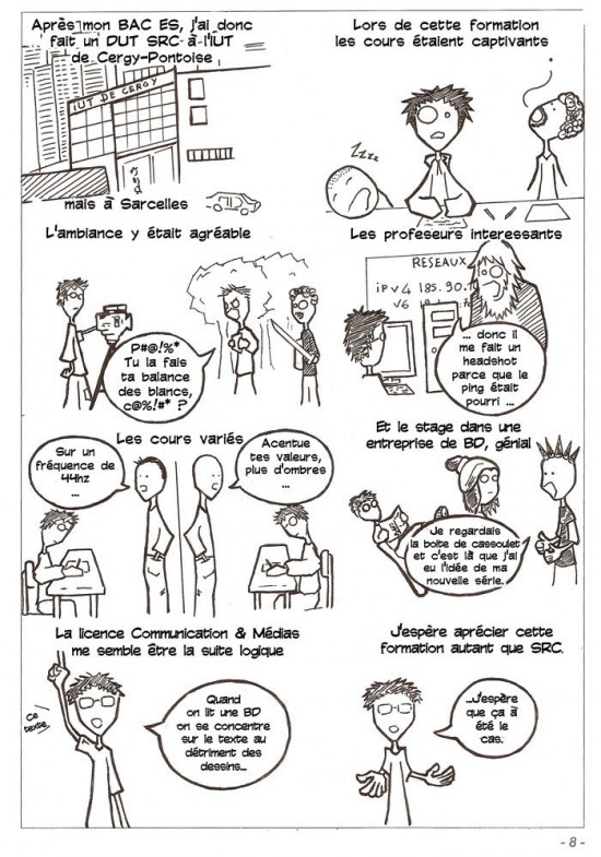 Strip Ete2009 Page2