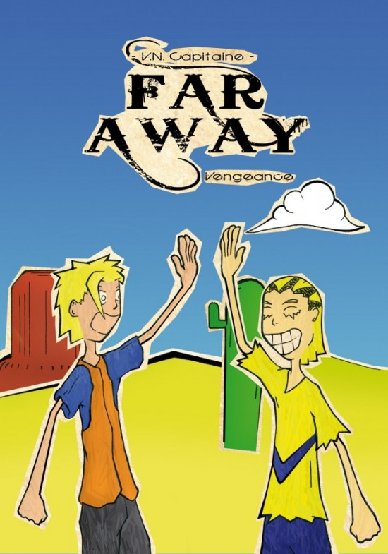 Far-Away Couverture (Graphisme)