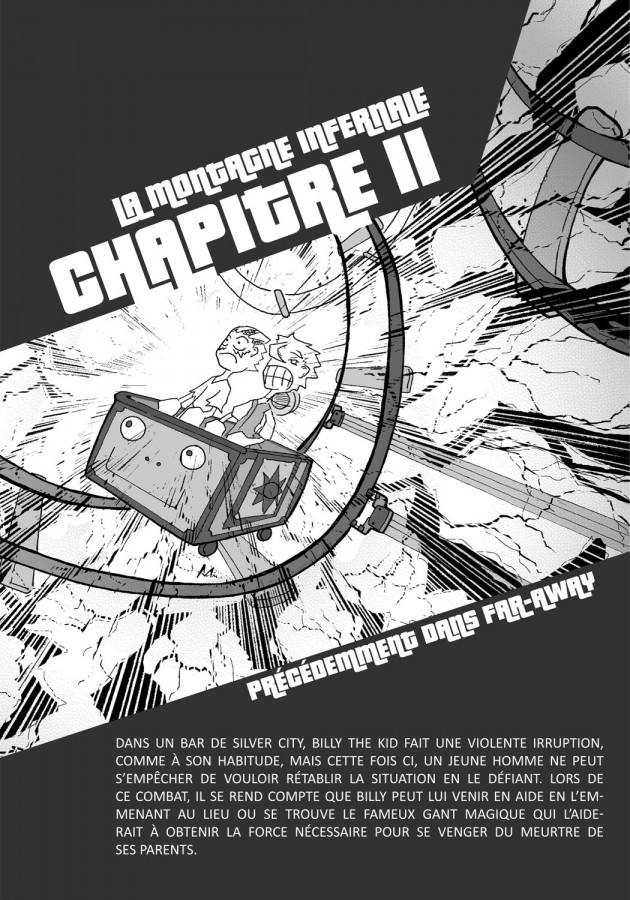 Webcomic Far-Away Chapitre 2 Page 0