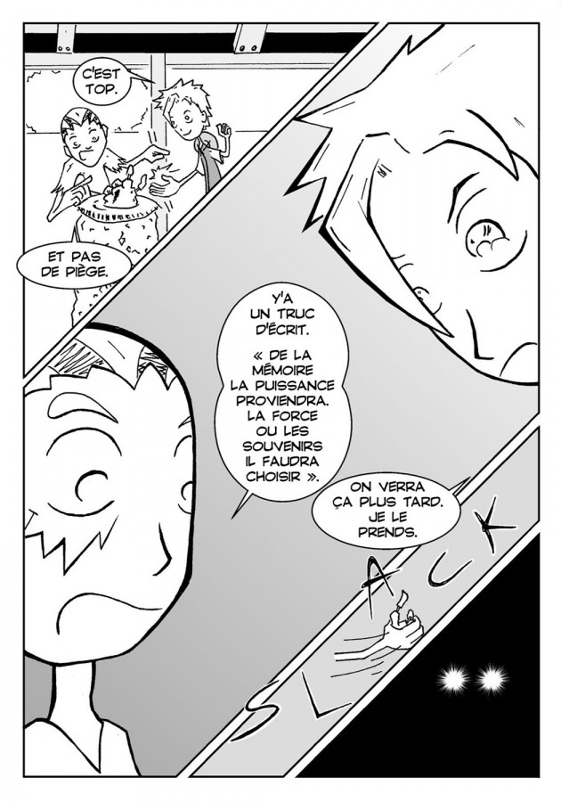 Far-Away Chapitre 2 Page 7