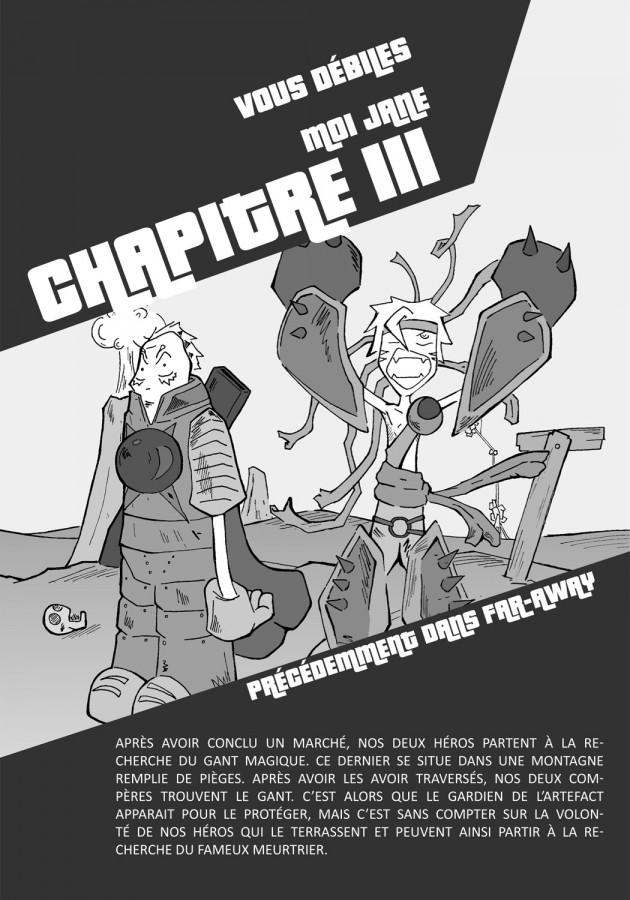 Far-Away Chapitre 3 Page 0
