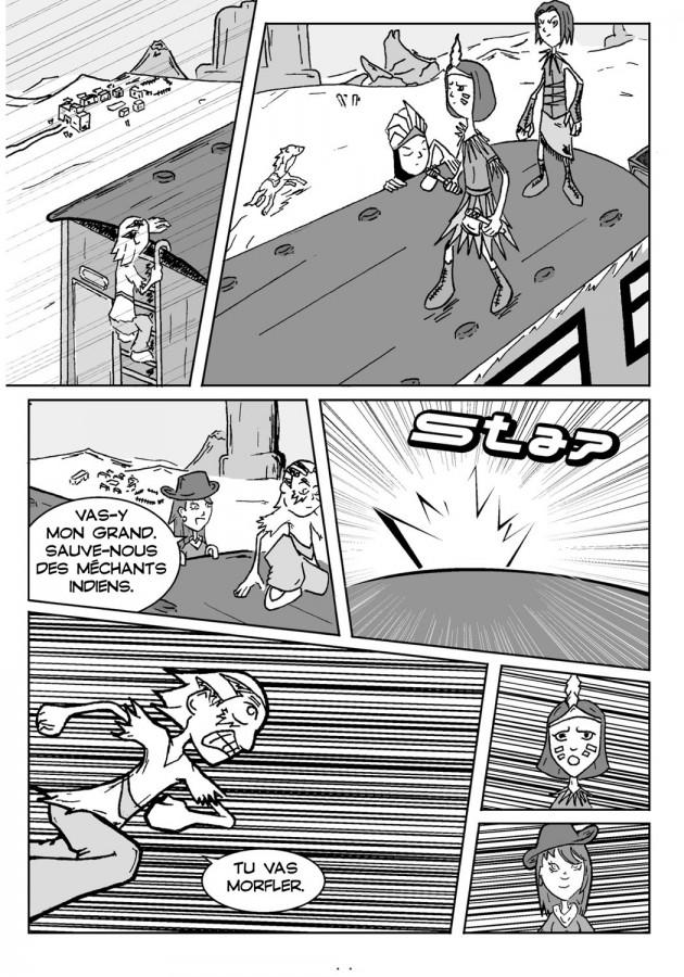 Far-Away Chapitre 3 Page 5