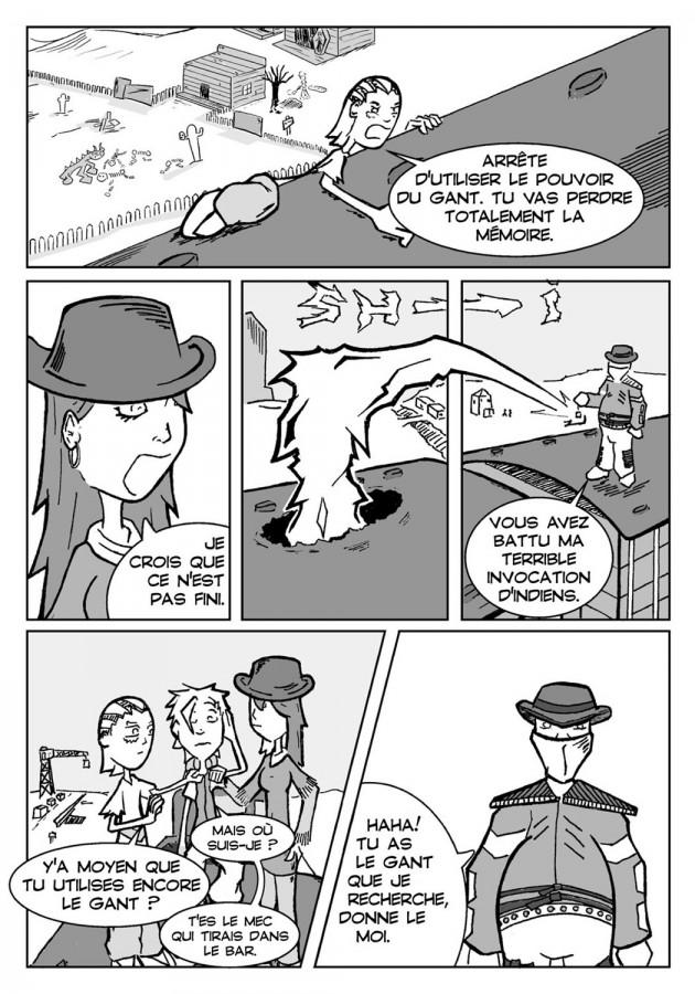 Far-Away Chapitre 3 Page 8