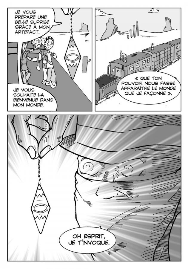 Far-Away Chapitre 3 Page 9