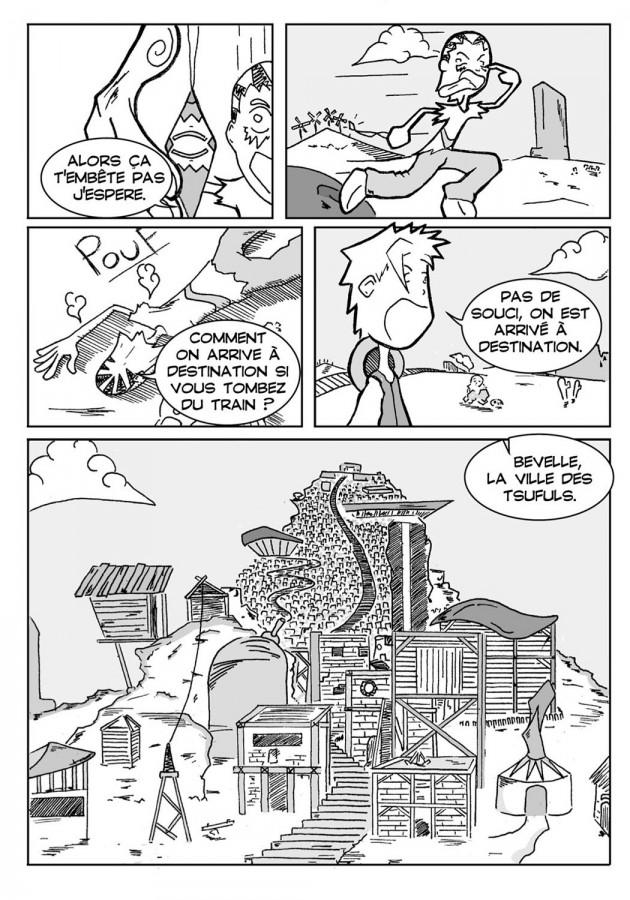 Far-Away Chapitre 4 Page 10