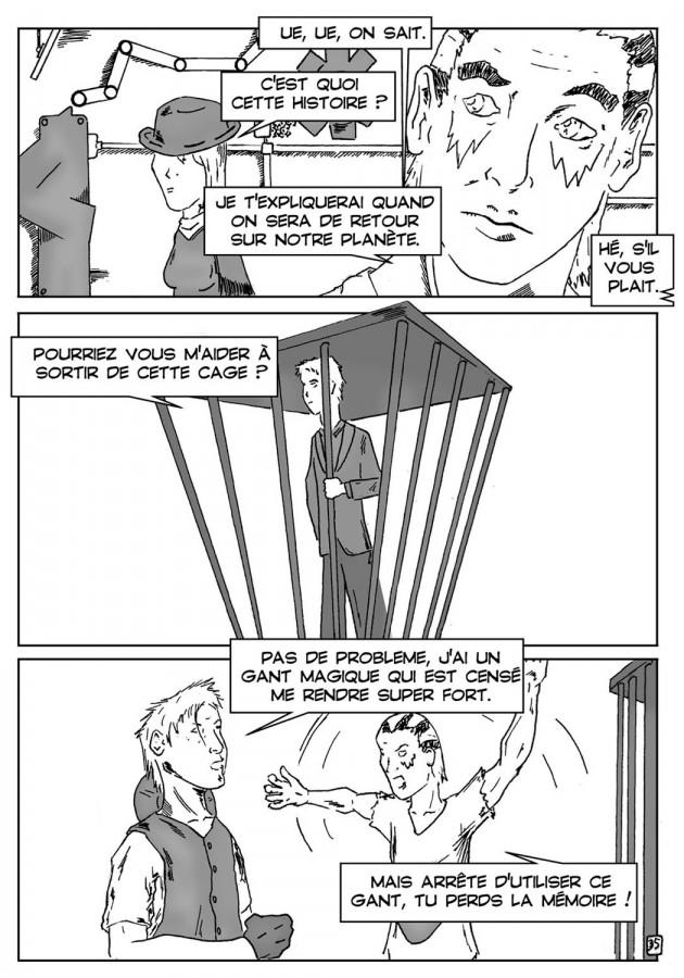 Far-Away Chapitre 4 Page 2