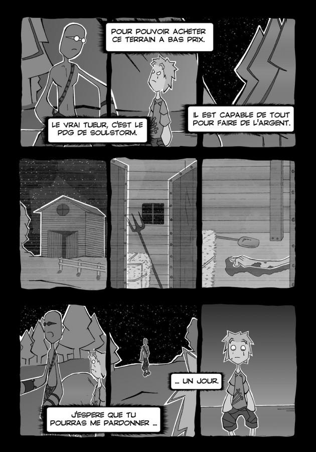 Far-Away Chapitre Spécial Page 2