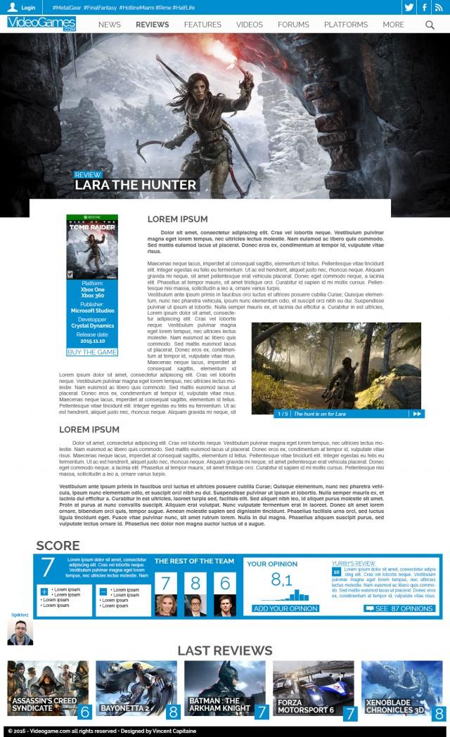 Site Jeuxvideo